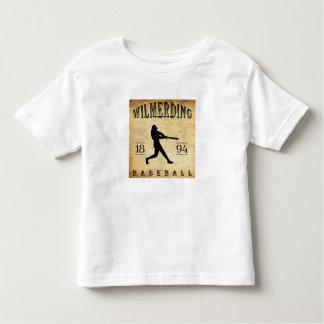 Béisbol 1894 de Wilmerding Pennsylvania Playera De Niño