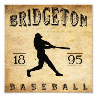 Béisbol 1895 de Bridgeton New Jersey Fotos