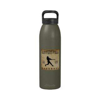 Béisbol 1895 de Gloversville Nueva York Botella De Agua Reutilizable