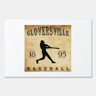 Béisbol 1895 de Gloversville Nueva York