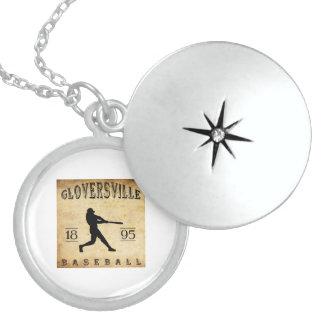 Béisbol 1895 de Gloversville Nueva York Joyerias Personalizadas