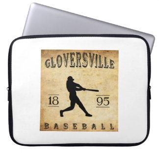 Béisbol 1895 de Gloversville Nueva York Fundas Portátiles