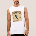 Béisbol 1896 de Hannover Maryland Camiseta Sin Mangas