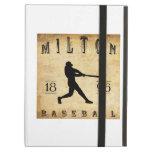 Béisbol 1896 de Milton Pennsylvania