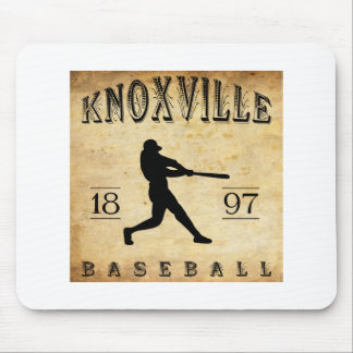 Béisbol 1897 de Knoxville Tennesee Alfombrillas De Raton