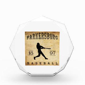 Béisbol 1897 de Parkersburg Virginia Occidental