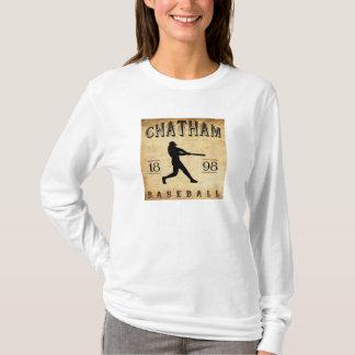Béisbol 1898 de Chatham Ontario Canadá Playera