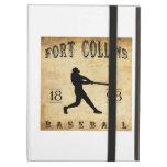 Béisbol 1898 de Fort Collins Colorado