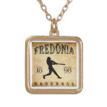 Béisbol 1898 de Fredonia Nueva York Pendiente