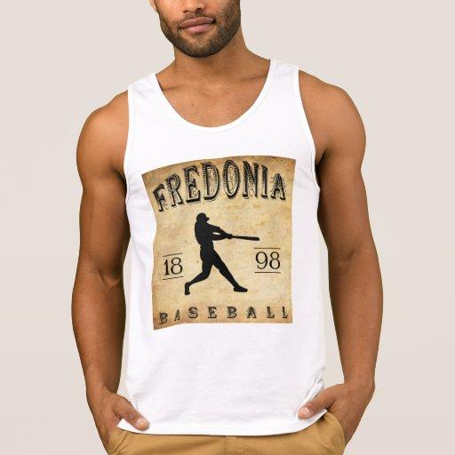Béisbol 1898 de Fredonia Nueva York Top