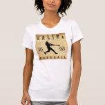 Béisbol 1898 de Kansas de la salina Camiseta