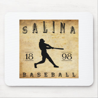 Béisbol 1898 de Kansas de la salina Alfombrilla De Ratón