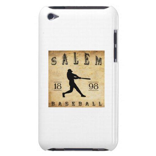 Béisbol 1898 de Salem Ohio Case-Mate iPod Touch Fundas