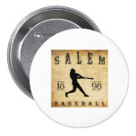 Béisbol 1898 de Salem Ohio Pins