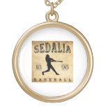 Béisbol 1898 de Sedalia Missouri Joyerias