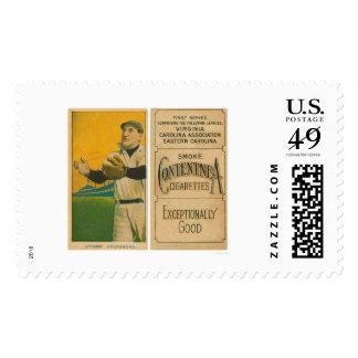 Béisbol 1910 de Stubbe Goldsboro Sellos