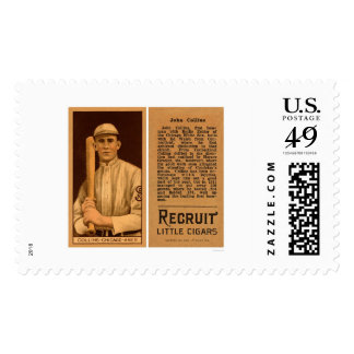 Béisbol 1911 de Juan Collins White Sox Timbre Postal
