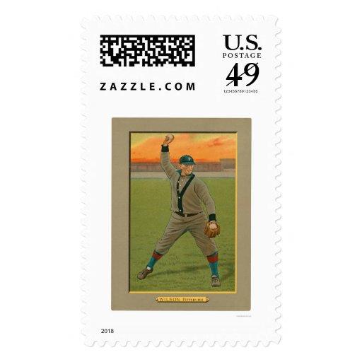 Béisbol 1911 de los piratas de Owen Wilson Franqueo
