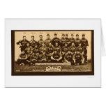Béisbol 1913 de los Chicago Cubs Tarjetón