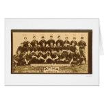 Béisbol 1913 de los Cincinnati Reds Tarjeta De Felicitación