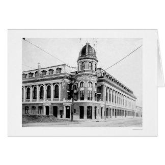 Béisbol 1913 del parque de Shibe Tarjeta De Felicitación