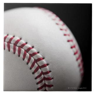 Béisbol 2 azulejo cuadrado grande