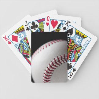 Béisbol 2 barajas de cartas
