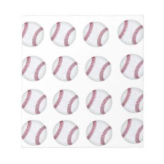 Béisbol 2 bloc de notas