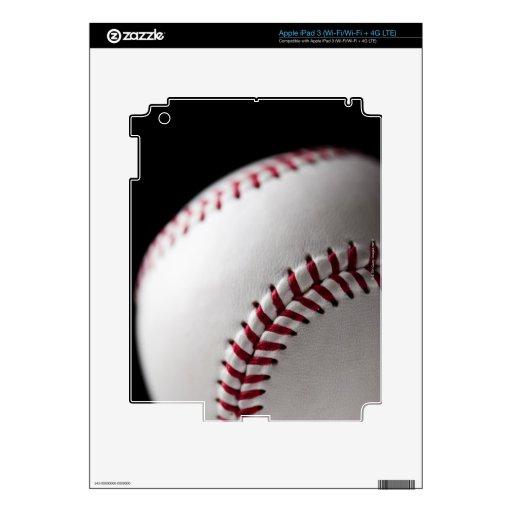 Béisbol 2 iPad 3 pegatinas skins