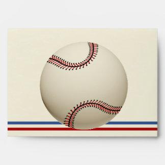 Béisbol 5 x 7 del vintage
