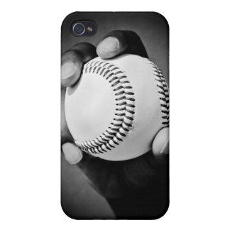 béisbol a disposición iPhone 4/4S fundas