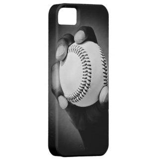 béisbol a disposición iPhone 5 carcasa