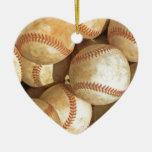 Béisbol Adorno De Navidad