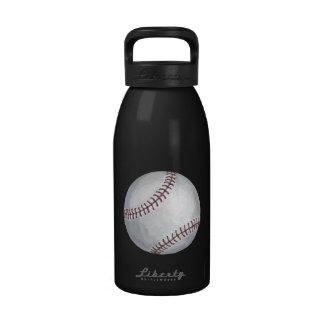 Béisbol Botella De Agua Reutilizable
