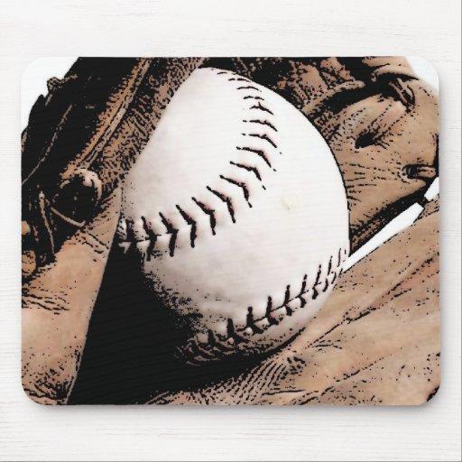 Béisbol Alfombrillas De Raton