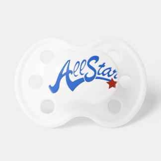 Béisbol All Star Chupetes De Bebé