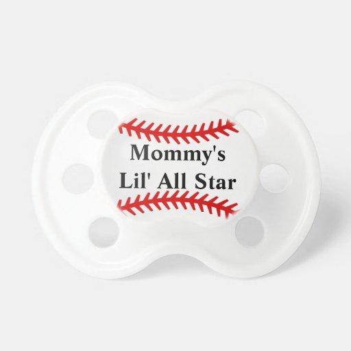 Béisbol All Star de Mommys Lil Chupete
