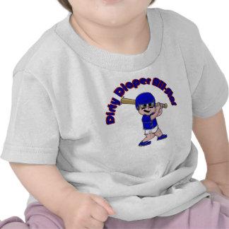 Béisbol All Star del bebé Camiseta
