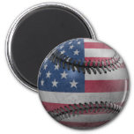 Béisbol americano imanes