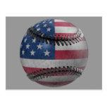 Béisbol americano postales