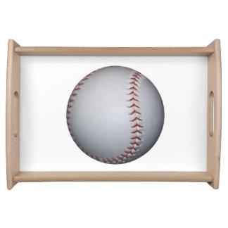 Béisbol Bandeja