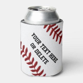 Béisbol barato para los jugadores y los coches enfriador de latas
