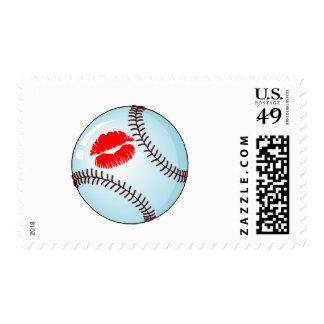 Béisbol (beso) sellos