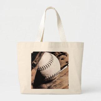 Béisbol Bolsa Tela Grande
