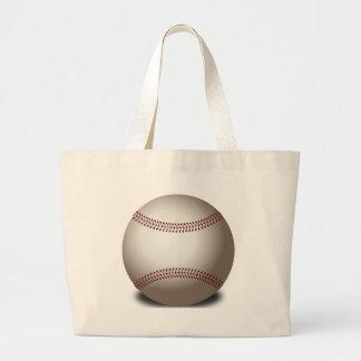 Béisbol Bolsas Lienzo