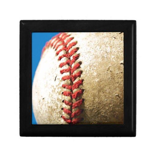 Béisbol Cajas De Recuerdo