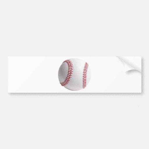 Béisbol Pegatina De Parachoque