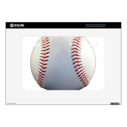 Béisbol Calcomanías Para Motorola XOOM