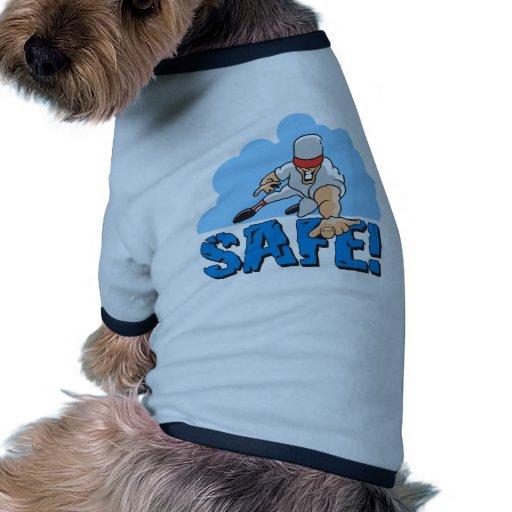 Béisbol Camisa De Perro