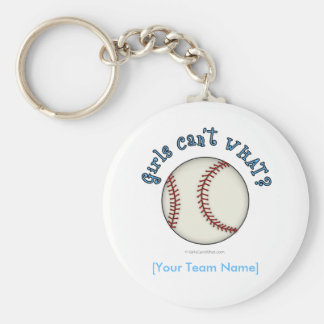 Béisbol-Cielo Llavero Personalizado